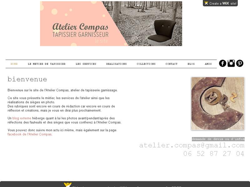 Atelier Compas - Souvignargues