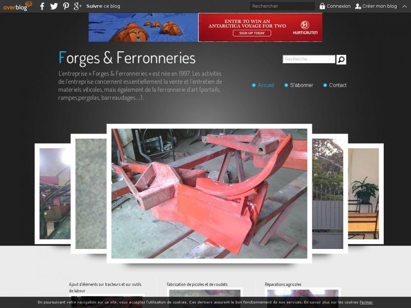 Forges et Ferronneries - Chateauneuf du Pape