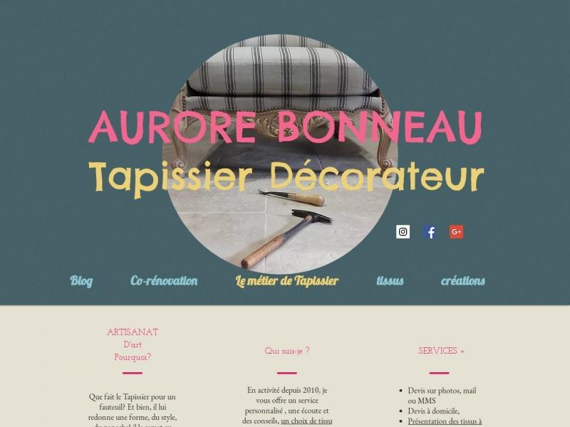 Aurore Bonneau - Le Pian sur Garonne