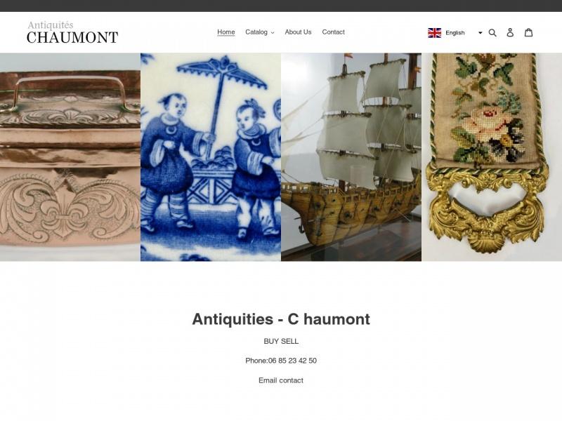 Antiquités Brocante Chaumont - Bordeaux