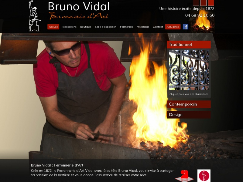 Bruno Vidal - Le Soler