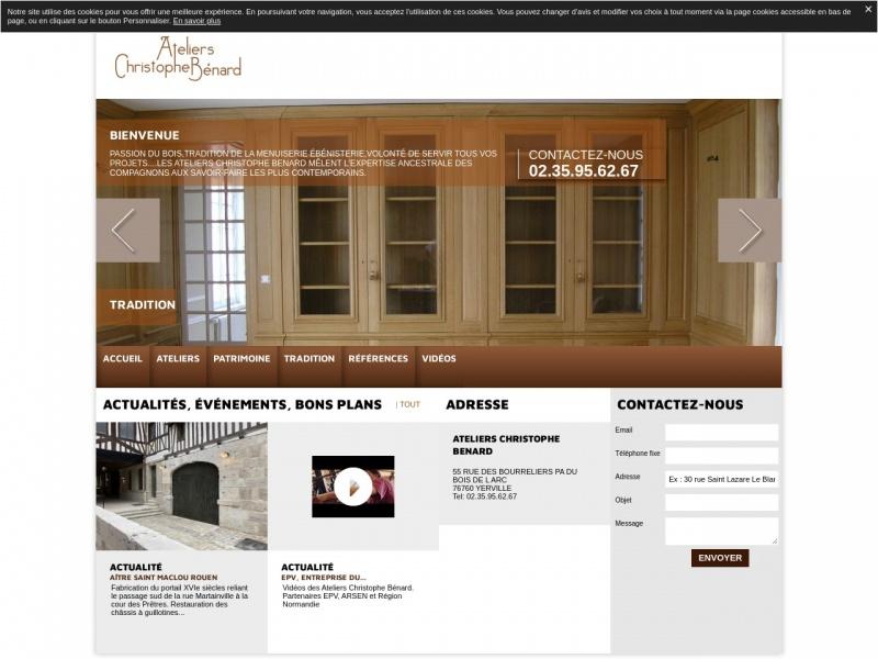 Ateliers Christophe Bénard - Yerville