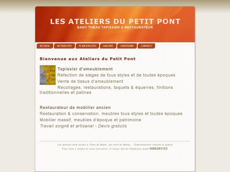 Les Ateliers du Petit Pont - Neuville sur Sarthe