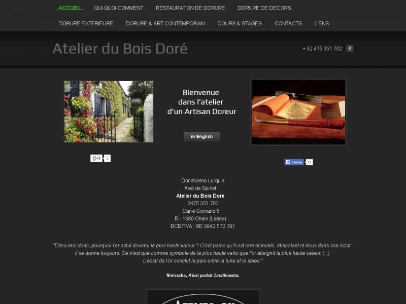 Atelier du Bois Doré - Donatienne Lurquin - Lasne