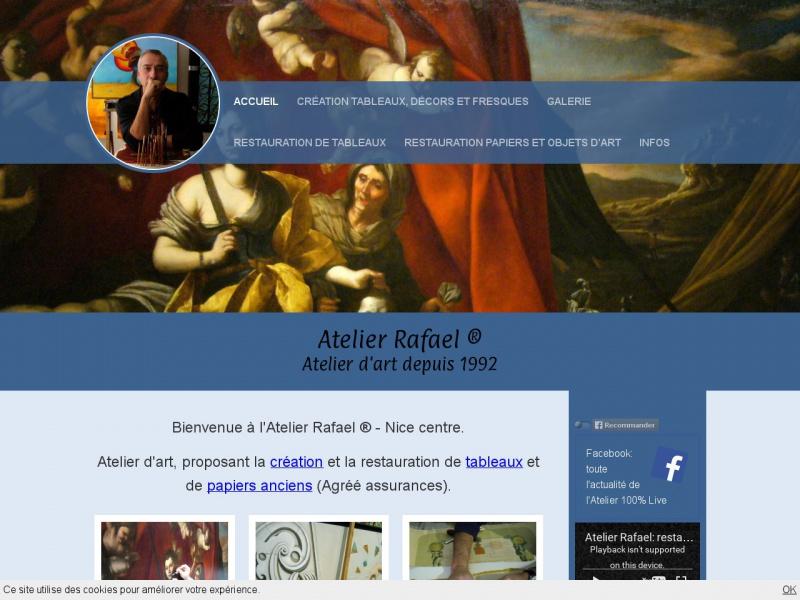 Atelier Rafael - Nice
