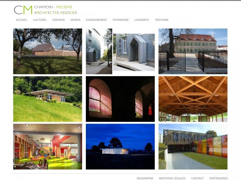 Chamoin Melsens Architectes Associés - Dijon