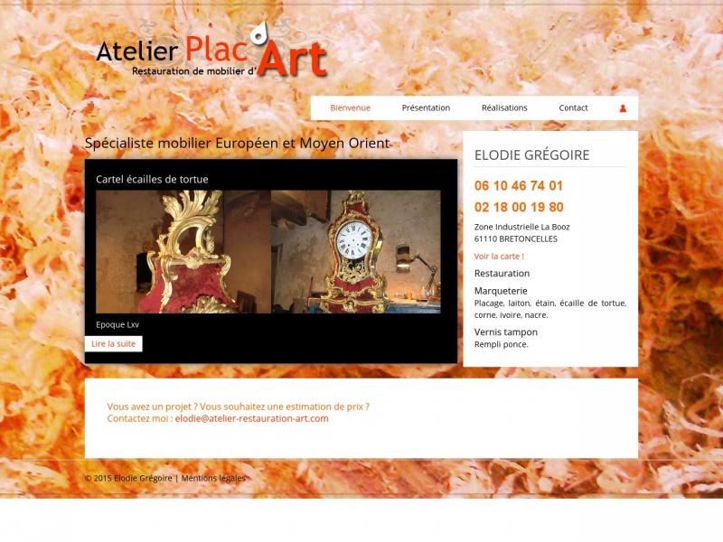 Plac Art - Elodie Gregoire - Bretoncelles