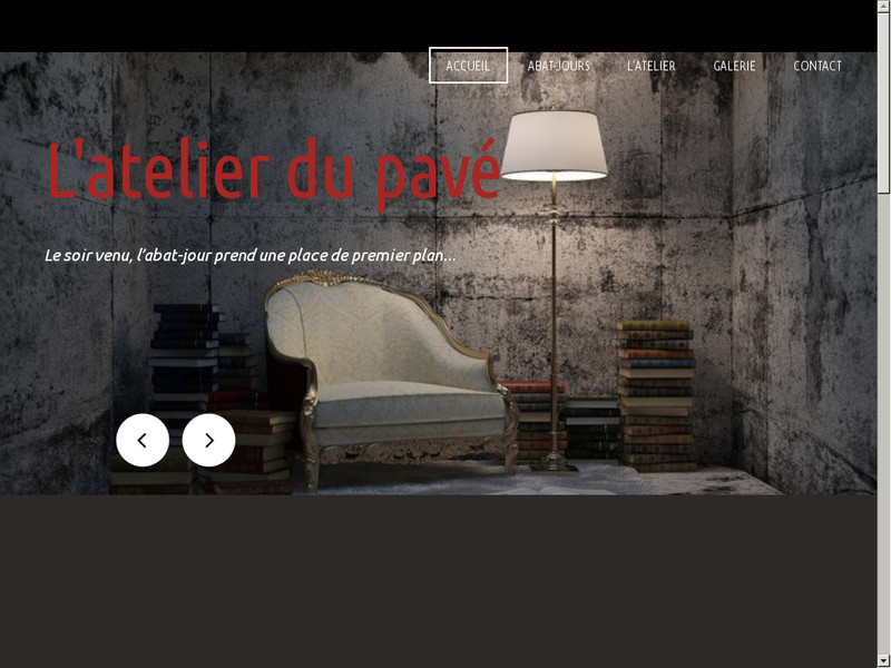 L'Atelier du Pavé - La Rochelle