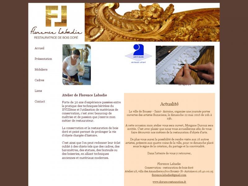 Florence Labadie - Boussy Saint Antoine