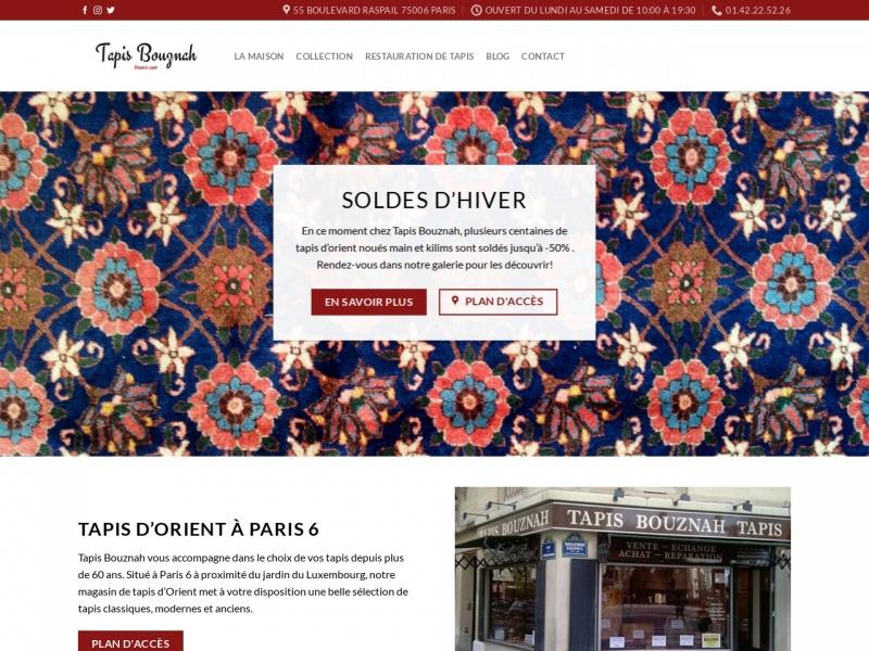Tapis Bouznah - Paris 6e