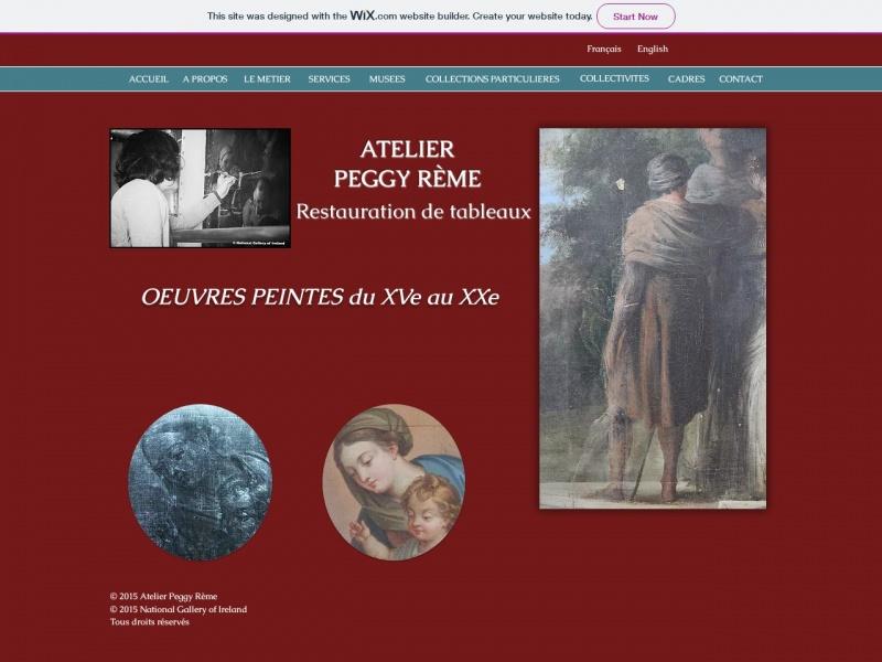 Atelier Peggy Rème - Sainte Croix de Quintillargues