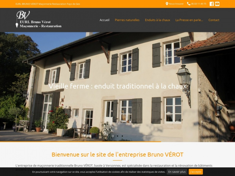 Brunot Verot - Versonnex