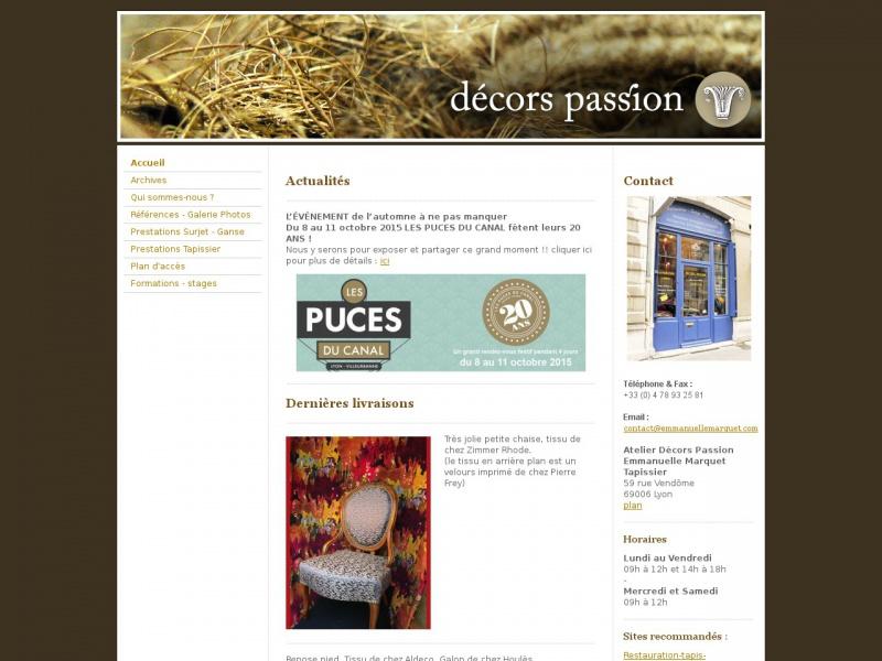 Décor Passion - Lyon 6e