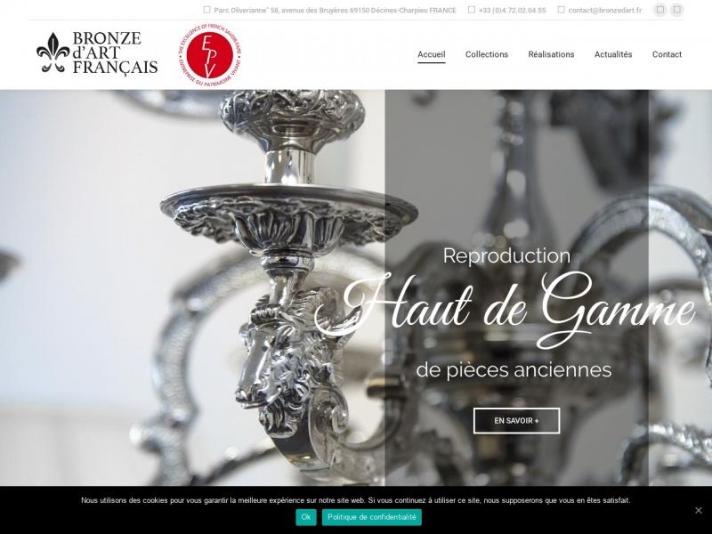 Bronze d'Art Français - Décines Charpieu