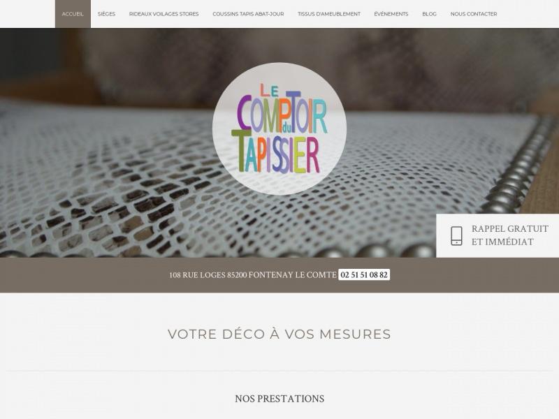 Le Comptoir du Tapissier - Fontenay le Comte
