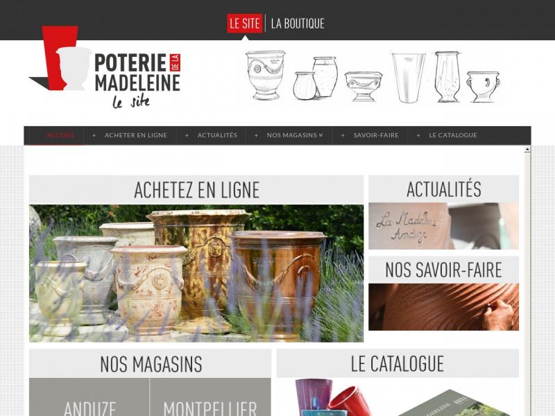 Poterie de la Madeleine - Lezan