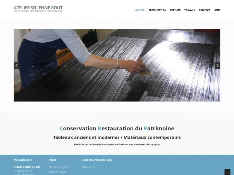Atelier Solenne Gout - Vic la Gardiole