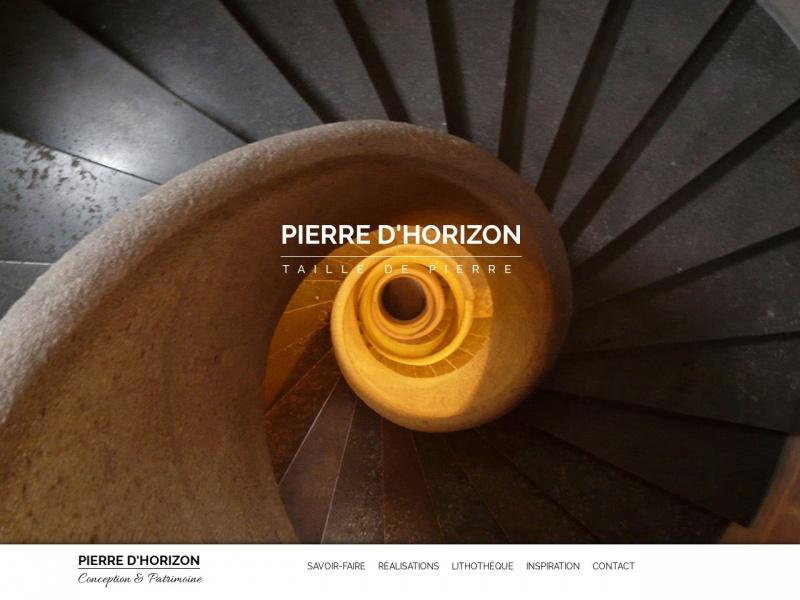 Pierre d'Horizon - Viviers