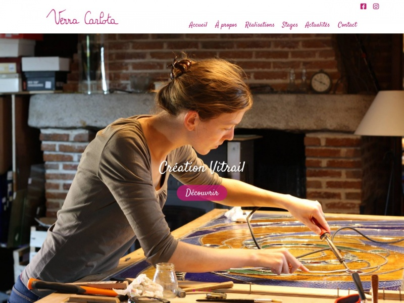Atelier Verra Carlota - Sailly Labourse