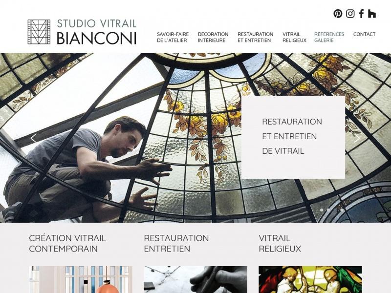 Studio Vitrail Bianconi - Paris 6e