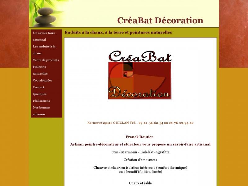 Créabat Décoration - Guiclan