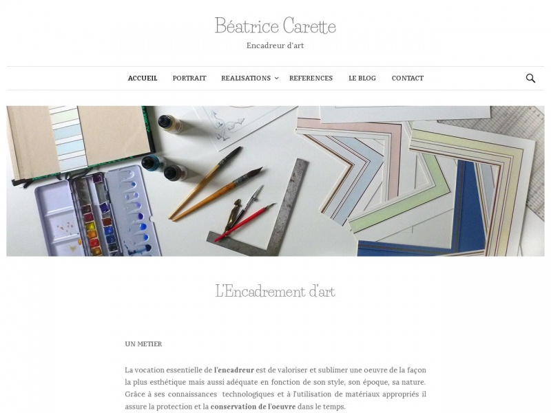 Béatrice Carette - Rueil Malmaison