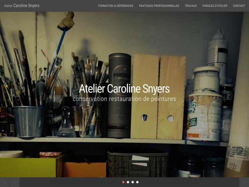 Atelier Caroline Snyers - Crémieu