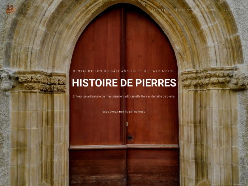 Histoire de Pierres - Biran