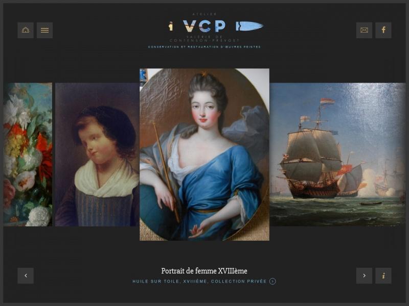 Valérie de Contenson - Prevost - Paris