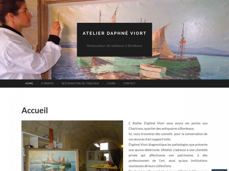 Atelier Daphné Viort - Bordeaux