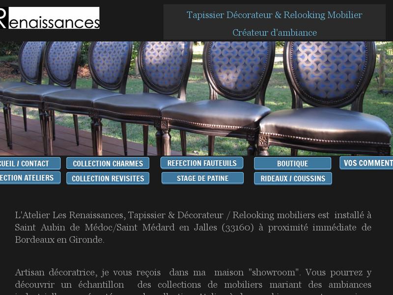 Atelier les Renaissances - Saint Aubin de Médoc