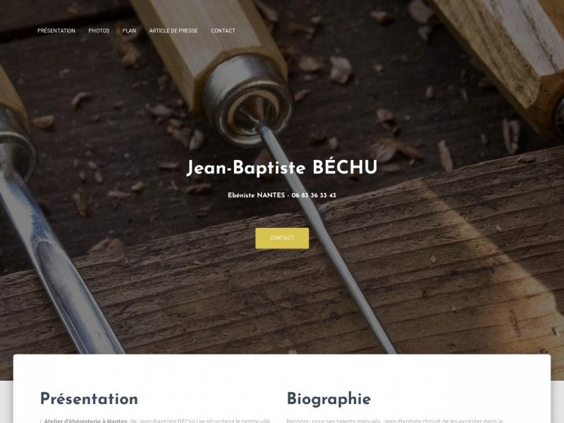 Jean-Baptiste Bechu - Nantes