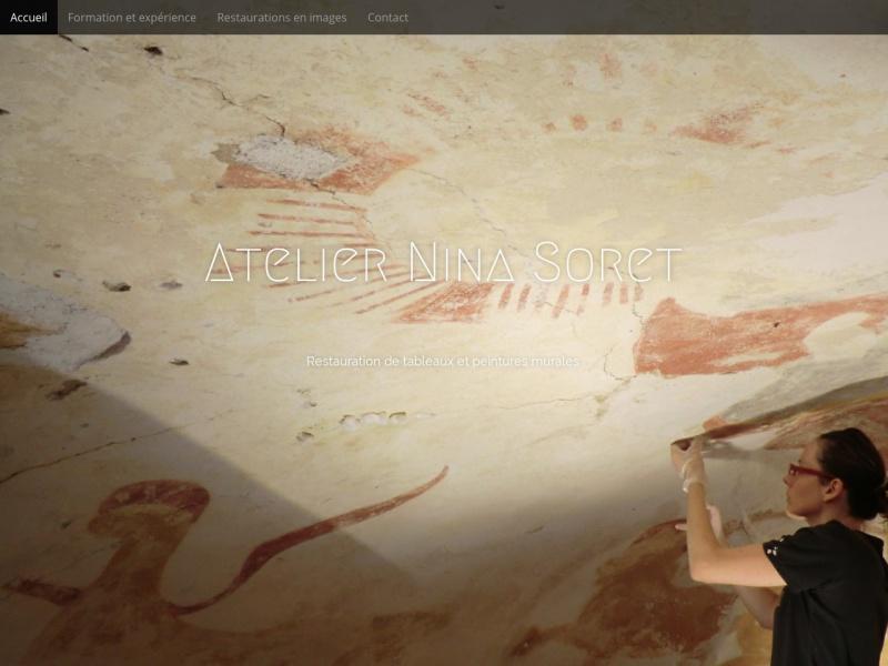 Atelier Nina Soret - Valence