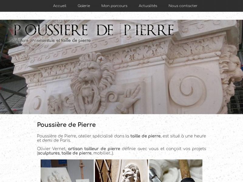 Poussière de Pierre - Blois