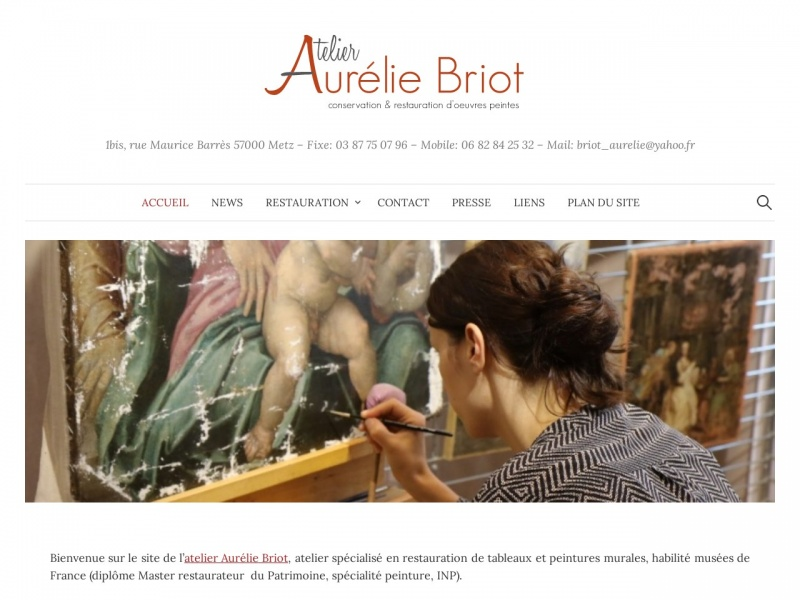 Aurélie Briot - Metz