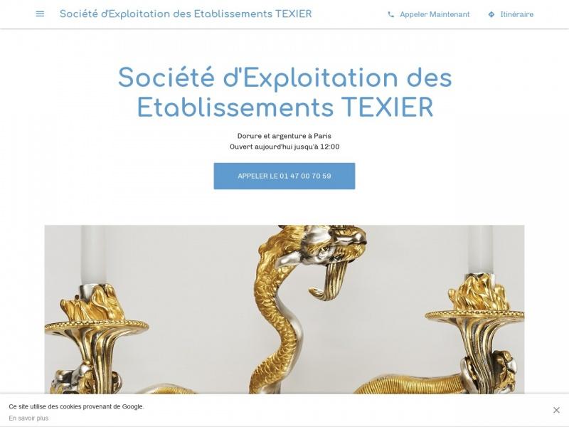 Texier - Paris 11e