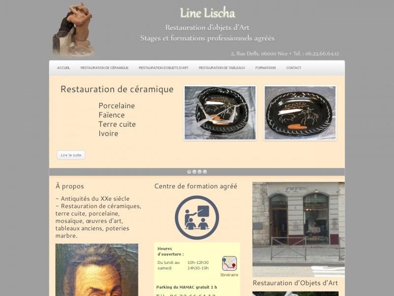 Line Lischa - Nice