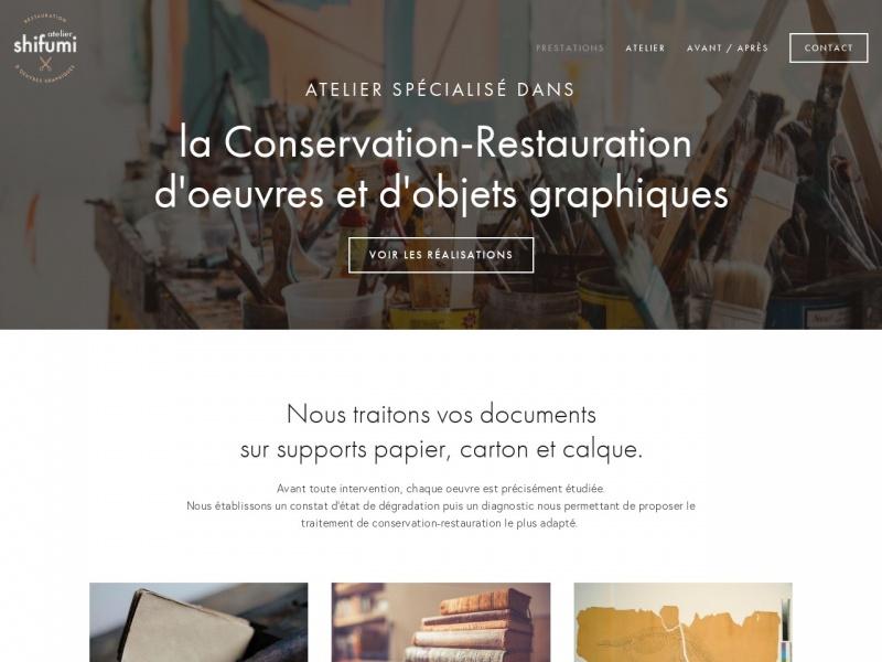 Atelier Shifumi - Paris 10e