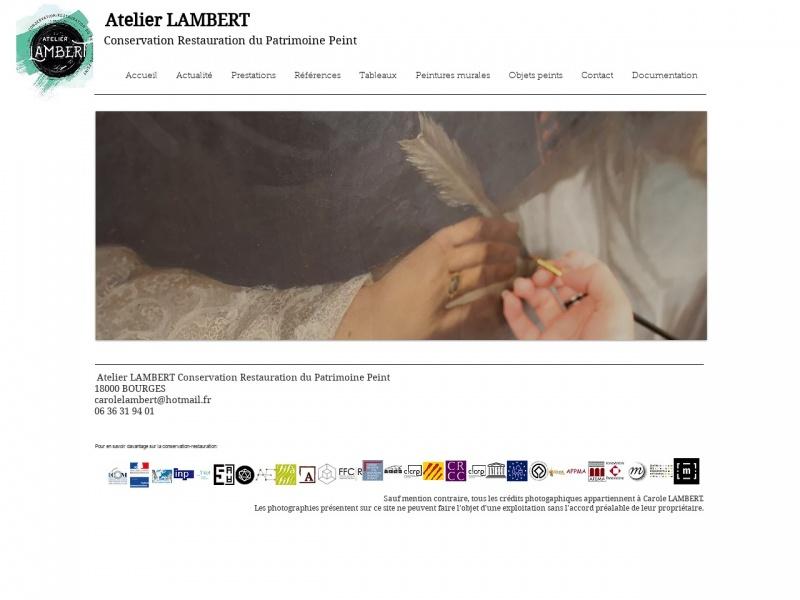 Atelier Lambert - Bourges