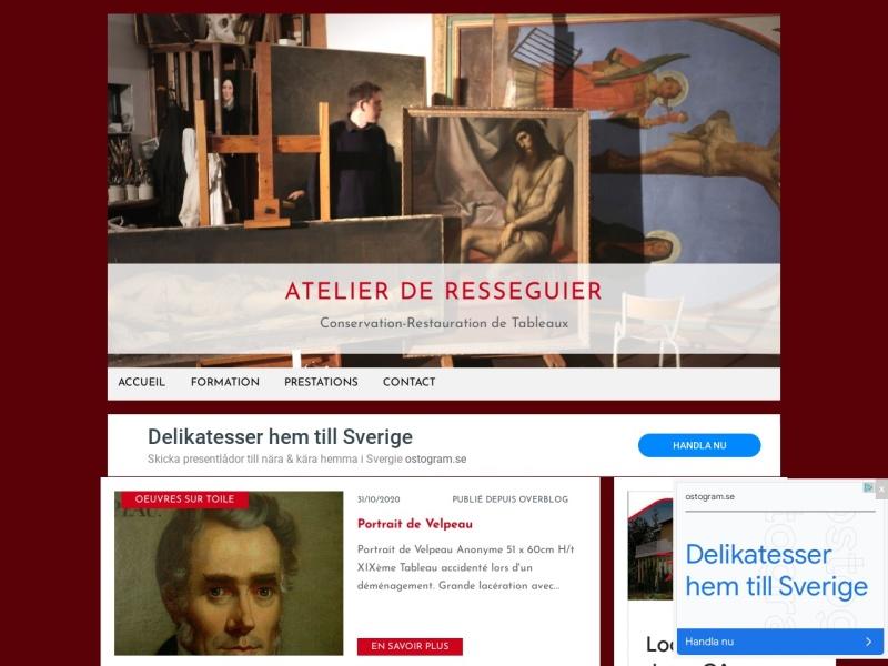 Sylvain de Resseguier - Pessac