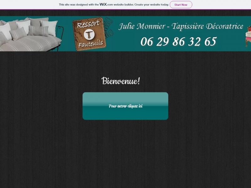 Ressort T Fauteuils - Julie Monnier - Nassandres