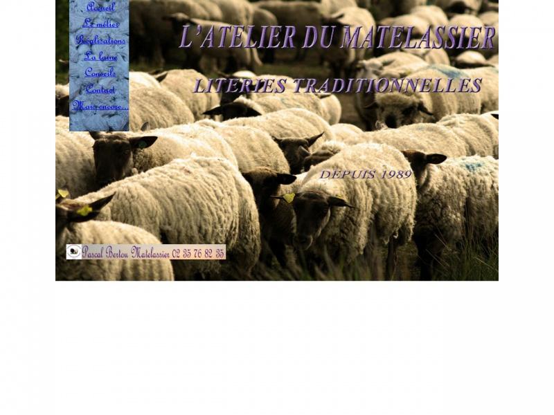 L'Atelier du Matelassier - Le Houlme