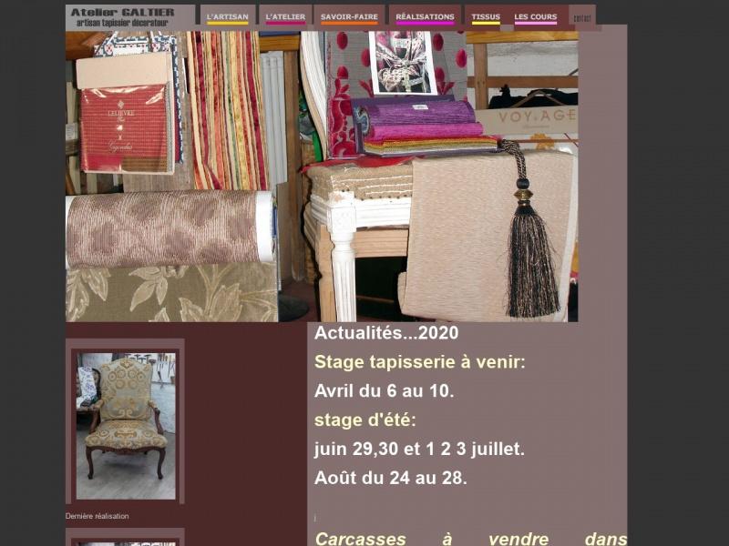 Atelier Galtier - Valmondois