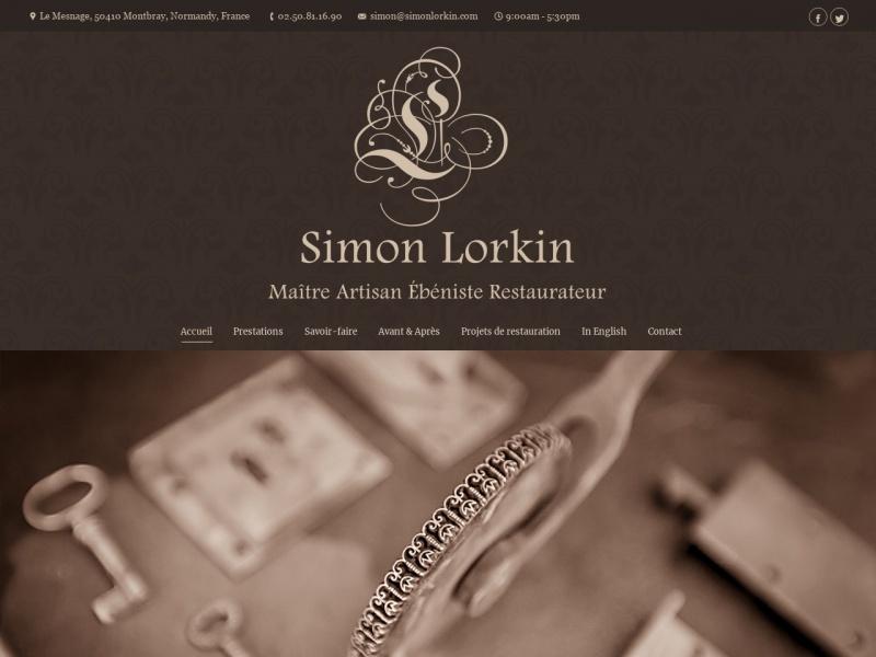 Simon Lorkin - Montbray