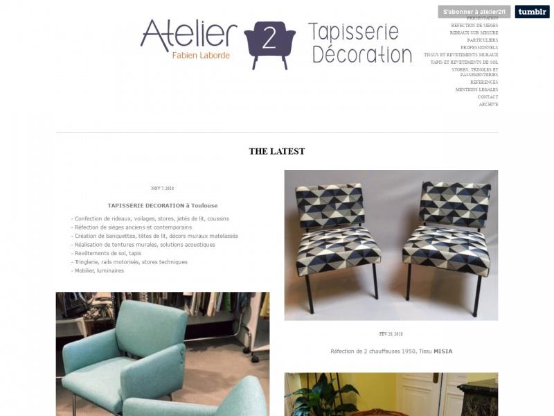 Atelier 2 - Toulouse