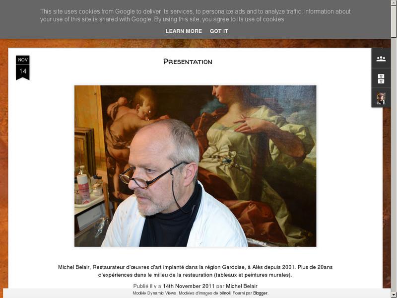 Les Ateliers d'Art - Michel Belair - Ales