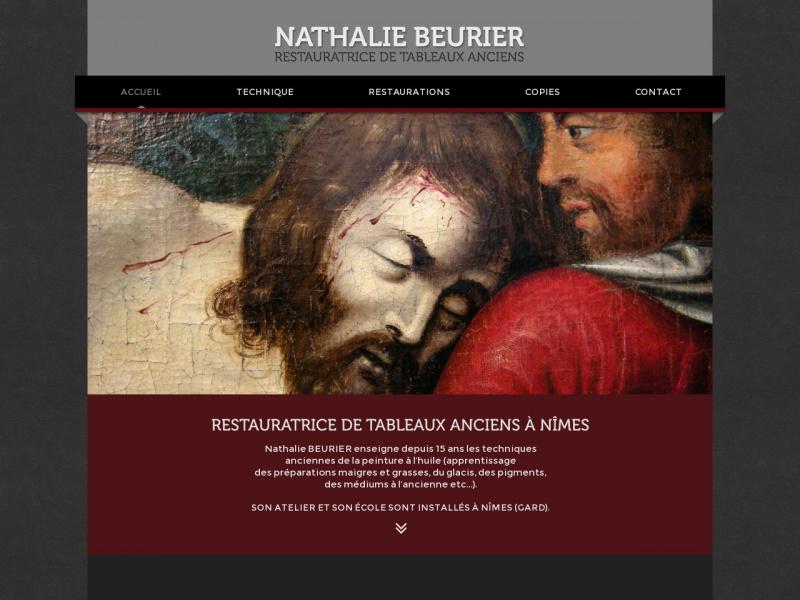 Nathalie Beurier - Nîmes
