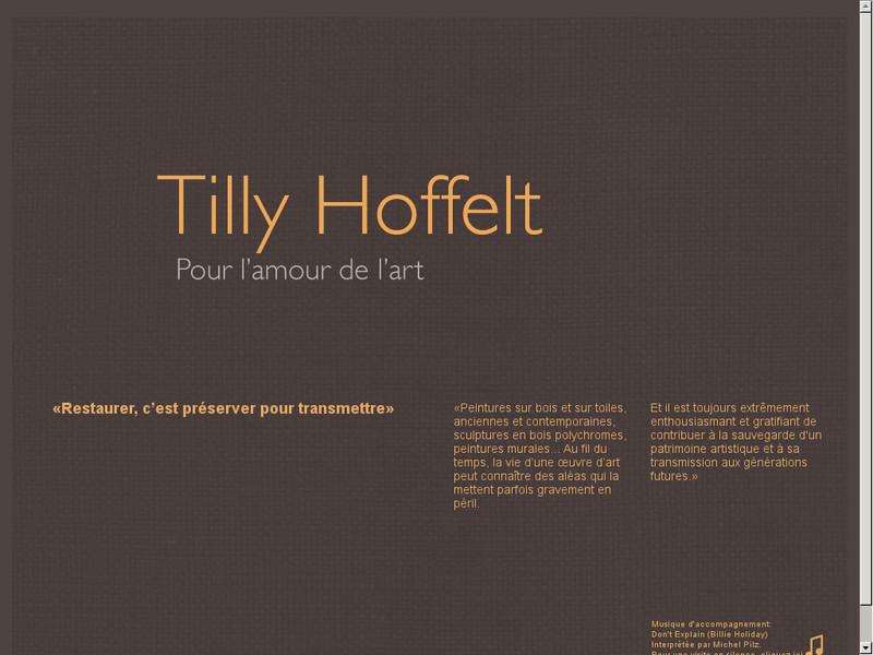 Tilly Hoffelt - Schoenfels