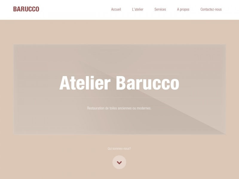 Atelier Barucco - Angers