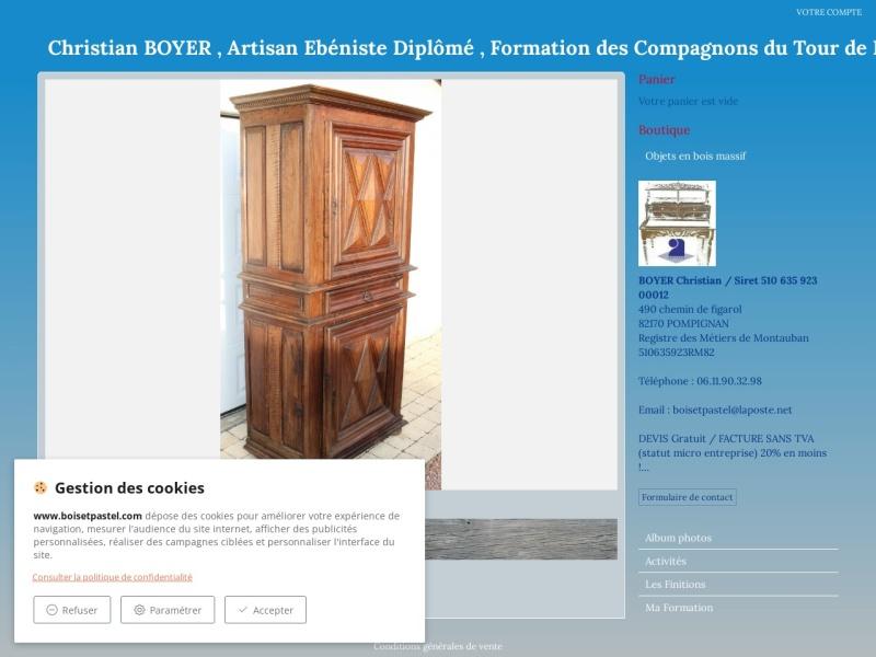 Christian Boyer - Pompignan